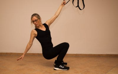 Sling-Yoga – Beweglicher durch Schlingen-Training