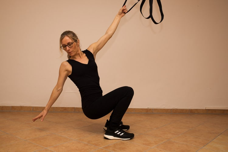 Kurs TRX-Yoga mit Maike Hoyer in Dötlingen