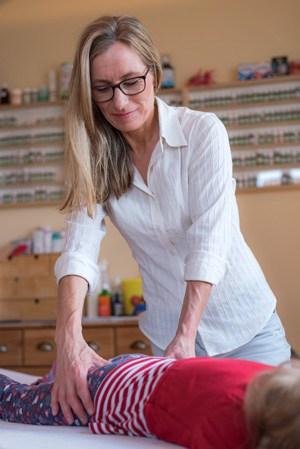 Maike Hoyer - Craniosacrale Therapie