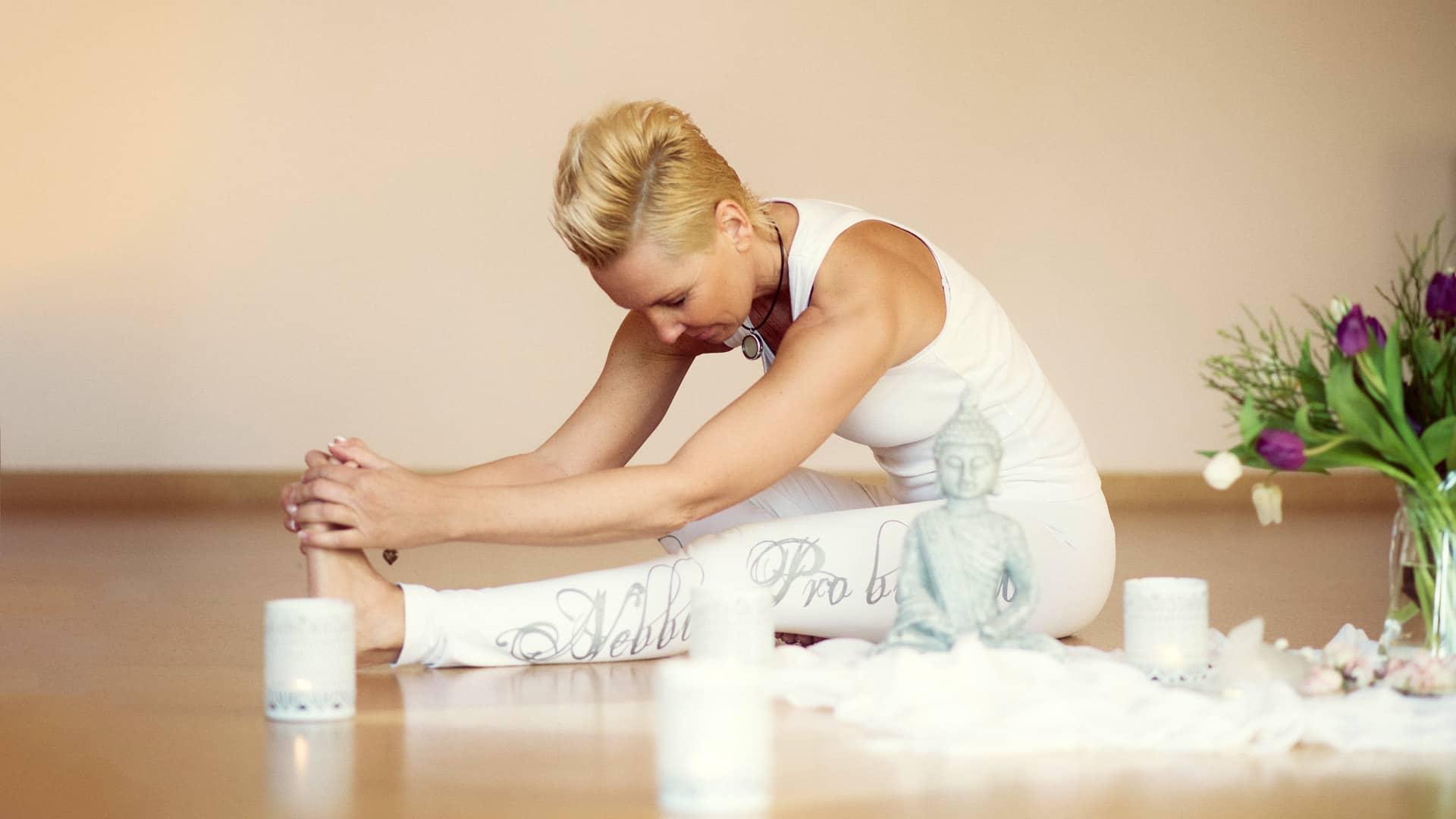 Yoga-Workshops mit Marcella Klück