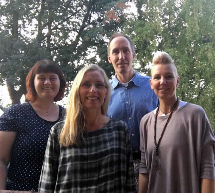 Maike Hoyer und Team - Tag der offenen Tür am 29.09.2018 in der Naturheilpraxis Syke-Barrien