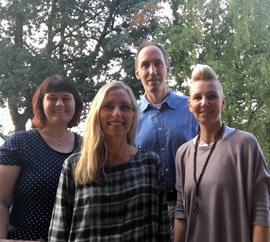 Maike Hoyer & Team in der Naturheilpraxis Syke-Barrien