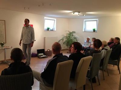 Vortrag Trainingsmittel für die Selbstkompetenz mit Sven Lehmkuhl