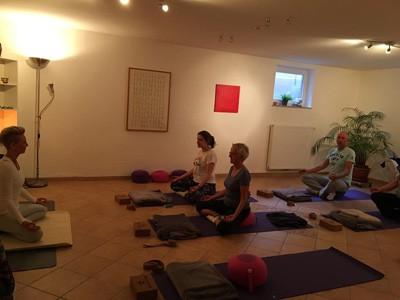 Workshop Yoga zum Kennenlernen mit Marcella Klück