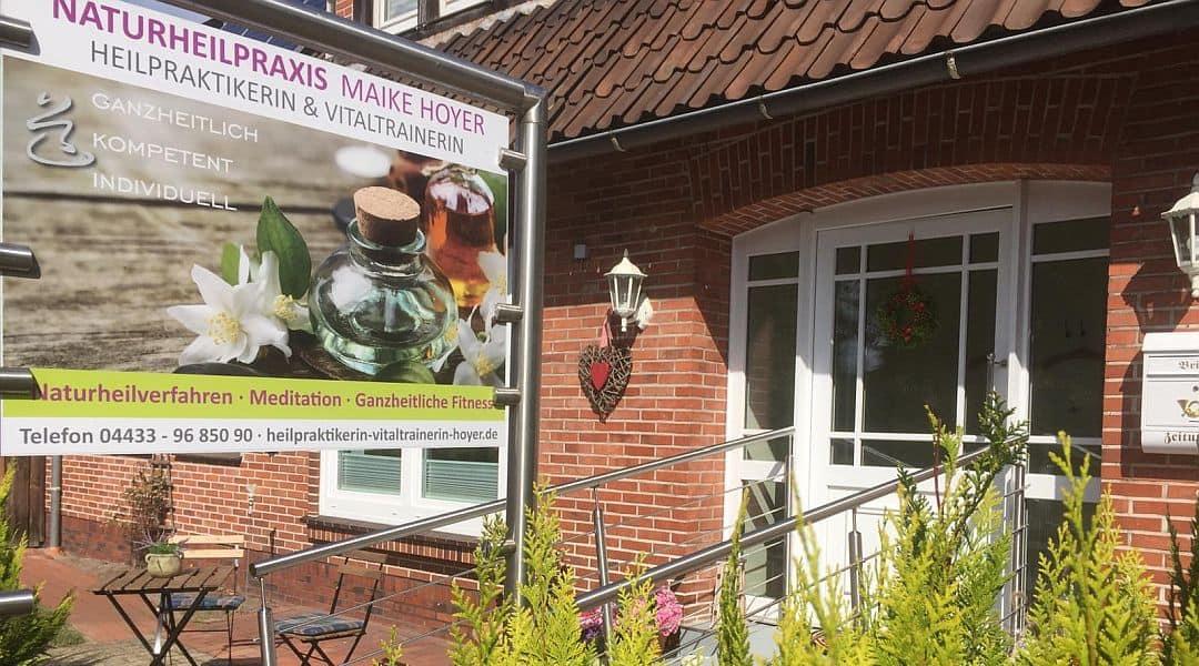 Naturheilpraxis Maike Hoyer in Dötlingen