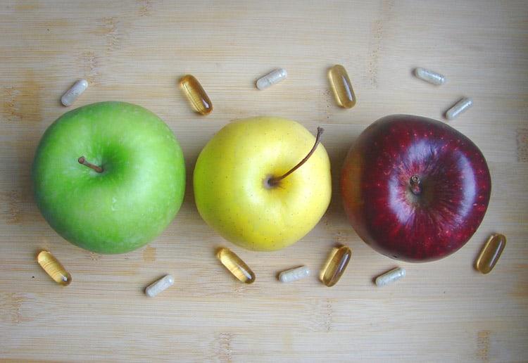 Wann nehme ich Nahrungsergänzungsmittel am besten ein?
