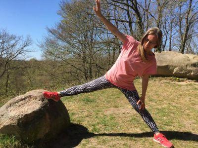 Maike Hoyer Outdoor-Fitness
